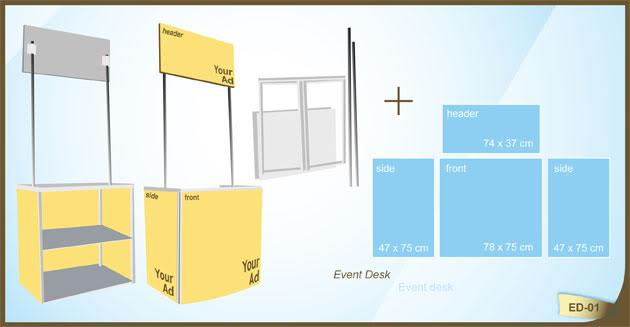 Design banner cetak foto - Even Desk Jasa Print 24 Jam Digitalprint 24 Jam
